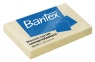 Kartki samoprzylepne żółte 50x75 100k (400086385) Bantex