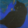 Notes Kot niebieski