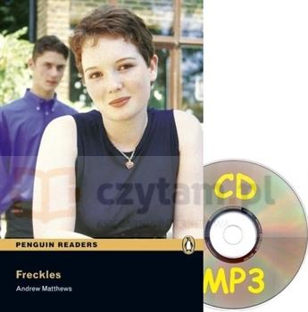 Pen. Freckles Bk/MP3 CD (2) Andrew Matthews