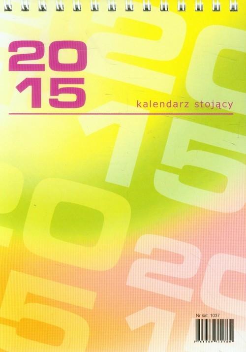 Kalendarz 2015 stojący