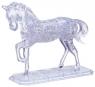 Koń Crystal Puzzle duże