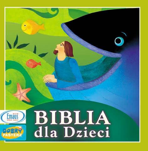 Biblia dla dzieci. Książka audio praca zbiorowa