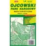 Ojcowski Park Narodowy mapa turystyczna 1:20 000