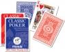 Karty do gry Piatnik 1 talia, Plastik Poker (1360)