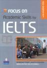 Focus on IELTS NE Academic Skills Bk/CD