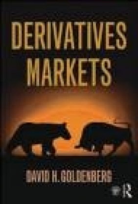 Derivatives Markets David Goldenberg
