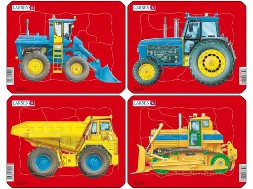 Traktory / Wywrotka / Buldożer