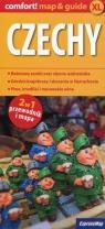Czechy comfort! map&guide XL 2w1 przewodnik i mapa
