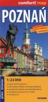 Poznań plan miasta laminowany 1:22 000