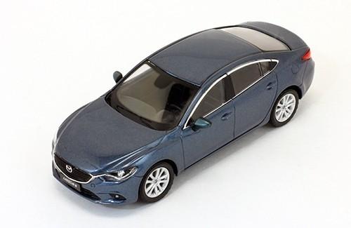 Mazda 6 2013 (dark grey)