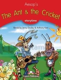 Ant & the Cricket book Jenny Dooley, Anthony Kerr