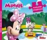Salon mody dla zwierząt Minnie Puzzlowa książeczka (06017)