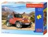 Puzzle Jeep Wrangler 180 elementów (018017)