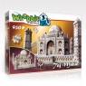 Puzzle 950: Taj Mahal. 3D (02001)