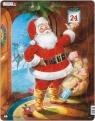 Puzzle Święty Mikołaj