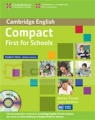 Compact First  for Schools Student's Pack without answers Barbara Thomas, Laura Matthews