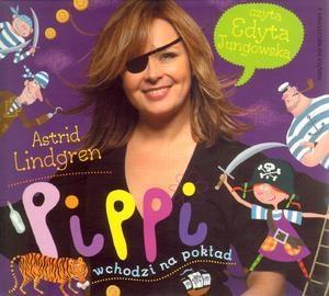 Pippi wchodzi na pokład (Audiobook) (Audiobook) Lindgren Astrid