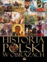 Historia Polski w obrazach (Uszkodzona okładka)