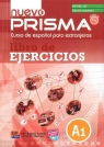 Nuevo Prisma nivel A1 Ćwiczenia + CD Wersja rozszerzona