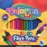Trójkątne flamastry JUMBO 10 kolorów (16018PTR)