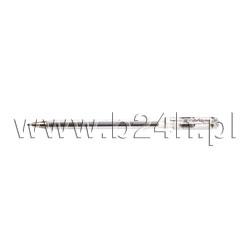 Długopis żelowy Pentel przeźroczysty (K106)
