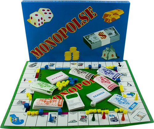 Gra planszowa Monopolse