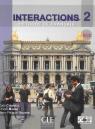 Interactions 2 Podręcznik z ćwiczeniami + klucz + DVD
