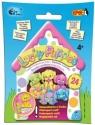 Lucky Puppies Psiaki z Kolorowej Paki - saszetka  Lucky Puppies Psiaki z kolorowej paki to urocze pieski w kropki! (EP01801)