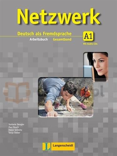 Netzwerk A1 Arbeitsbuch +CD Paul Rusch, Stefanie Dengler, Tanja Mayr-Sieber, Helen Schmitz