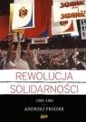 REWOLUCJA SOLIDARNOŚCI 1980-1981 TW (Uszkodzona okładka)