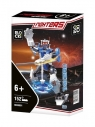 Klocki Blocki Fighters Takeru 152 elementy (KB88001)