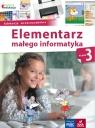 Owocna Edukacja. Elementarz małego informatyka. Podręcznik z płytą CD. Klasa 3