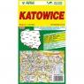 Plan miasta Katowice Wydawnictwo Piętka
