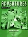 Adventures Elementary Workbook Plus Gimnazjum Gammidge Mick, Wetz Ben