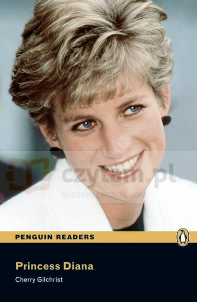 Pen. Princess Diana (3) New OOP Cherry Gilchrist