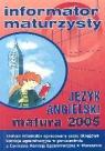 Język angielski matura 2005