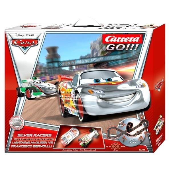 CARRERA GO!!! Disney Cars Ver Racers