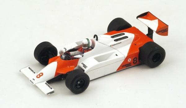 SPARK McLaren MP41 #8 Andrea De Cesaris (S4301)