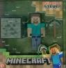 Minecraft Figurka Steve + akcesoria