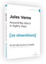 Around the World in Eighty Days / W 80 dni dookoła świata (ze słownikiem) Verne Jules