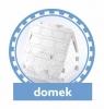 Zmalujmy Coś 3D Domek MERplus