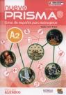 Nuevo prisma A2 Podręcznik wieloletni + CD 657/2/2014/2016