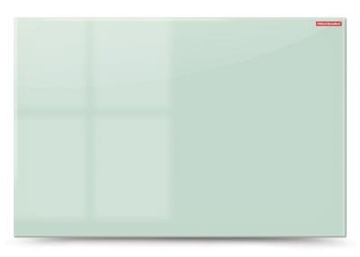 Tablica szklana magnetyczna 45x45 cm.biała SZM45x45/B (SZM45x45/B DC)