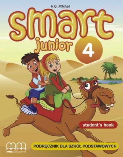 Smart Junior 4 SB MM PUBLICATIONS Mitchell H. Q.