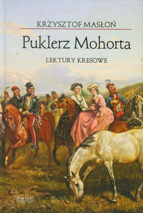 Puklerz Mohorta Masłoń Krzysztof