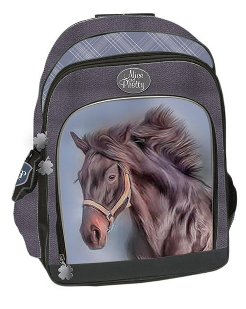 Plecak szkolny Love pony