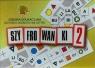 Szyfrowanki 2 Zabawa edukacyjna dla dzieci uczących się czytać