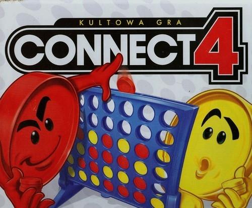 Connect 4 (Uszkodzone opakowanie) (A5640)