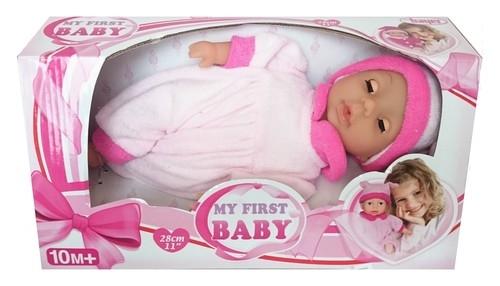 Moja pierwsza lalka 28 cm