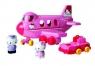 Hello Kitty Prywatny odrzutowiec  (65002)